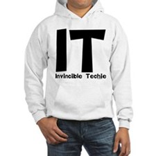 Invincible Techie Jumper Hoodie