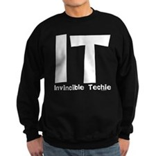 Invincible Techie Sweatshirt