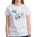 Winter Dreaming Women's T-Shirt