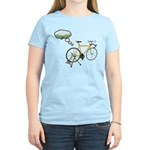 Winter Dreaming Women's Light T-Shirt