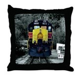 Caboose Throw Pillow