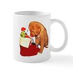Toller Christmas Mug
