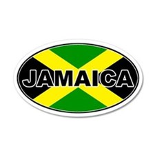Jamaica 35x21 Oval Wall Peel
