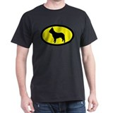 French Bulldog Black T-Shirt