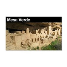 Mesa Verde National Park 20x12 Wall Peel