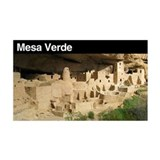 Mesa Verde National Park 35x21 Wall Peel