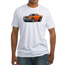 1970 Roadrunner Orange-Black Car Shirt