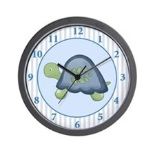 Reef Turtle Wall Clock