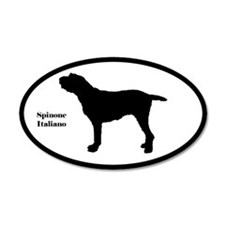 Spinone Italiano Silhouette Sticker