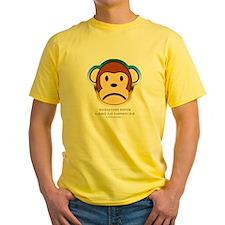 Intelligent Design Makes My Monkey Sad... T
