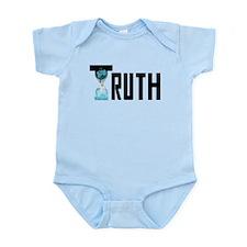 Truth Wikileaks Infant Bodysuit