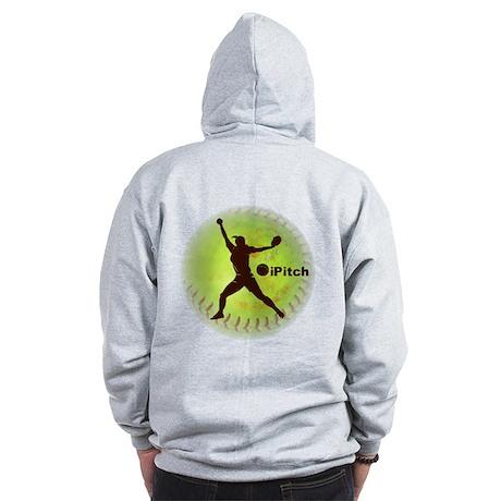 Fastpitch softball hoodies