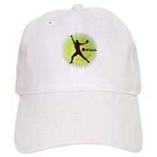 iPitch Fastpitch Softball Baseball Cap