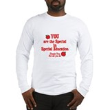Special Education Long Sleeve T-Shirt