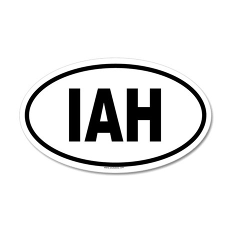 IAH 20x12 Oval Wall Peel