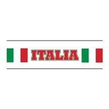 Italian Stickers 36x11 Wall Peel