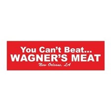 Wagner's Meat 20x6 Wall Peel