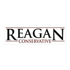 Reagan Conservative 20x6 Wall Peel