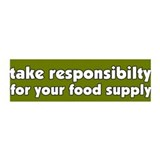 Food Supply 36x11 Wall Peel