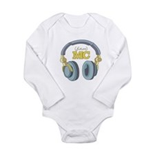 Future MC Long Sleeve Infant Bodysuit