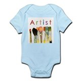ACEO Art Infant Bodysuit