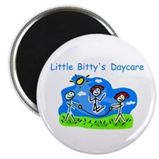 Little Bitty's Daycare Magnet