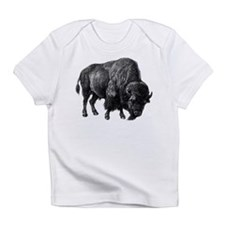 Bison Bull Infant T-Shirt