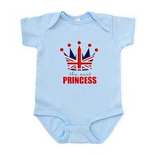 Next Princess Infant Bodysuit