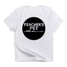 Teacher's Pet Creeper Infant T-Shirt