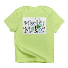 Mischief Maker (Blue-Green) Baby & Infants Tee