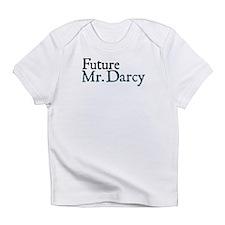 Future Mr. Darcy Creeper Infant T-Shirt