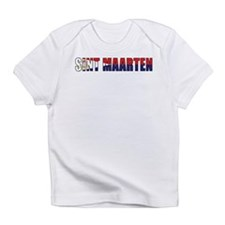 Sint Maarten Creeper Infant T-Shirt