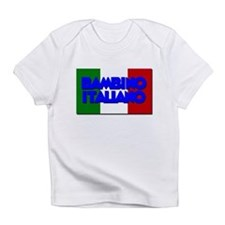 Bambino Italiano Creeper Infant T-Shirt
