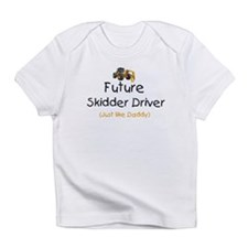 Future Skidder Driver Infant T-Shirt