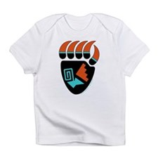 Hopi-Style Bear Paw Infant T-Shirt