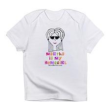Martha is my Homegirl Creeper Infant T-Shirt