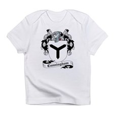 Cunningham Family Crest Creeper Infant T-Shirt