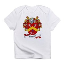 Duncan Family Crest Creeper Infant T-Shirt