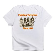 Fighting Terrorism Since 1492 - Apache Body Infant
