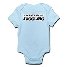 Rather be Juggling Infant Creeper