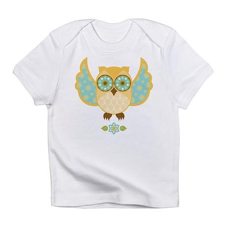 Bohemian Owl - Infant T-Shirt