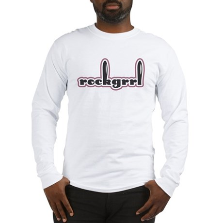 rockgrrl: Long Sleeve T-Shirt