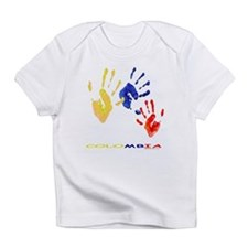 Colombian hands Infant T-Shirt