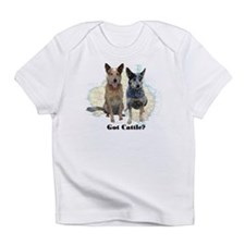 Got Cattle? Creeper Infant T-Shirt