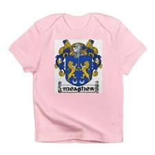 Meagher Coat of Arms Creeper Infant T-Shirt