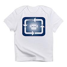 Future DJ Creeper Infant T-Shirt
