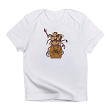 Chinese Zodiac Creeper Infant T-Shirt