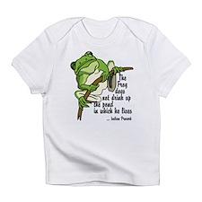 Frog Creeper Infant T-Shirt