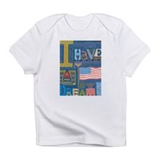 I Have A Dream Creeper Infant T-Shirt