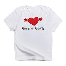 Amo a mi Abuelita Infant T-Shirt